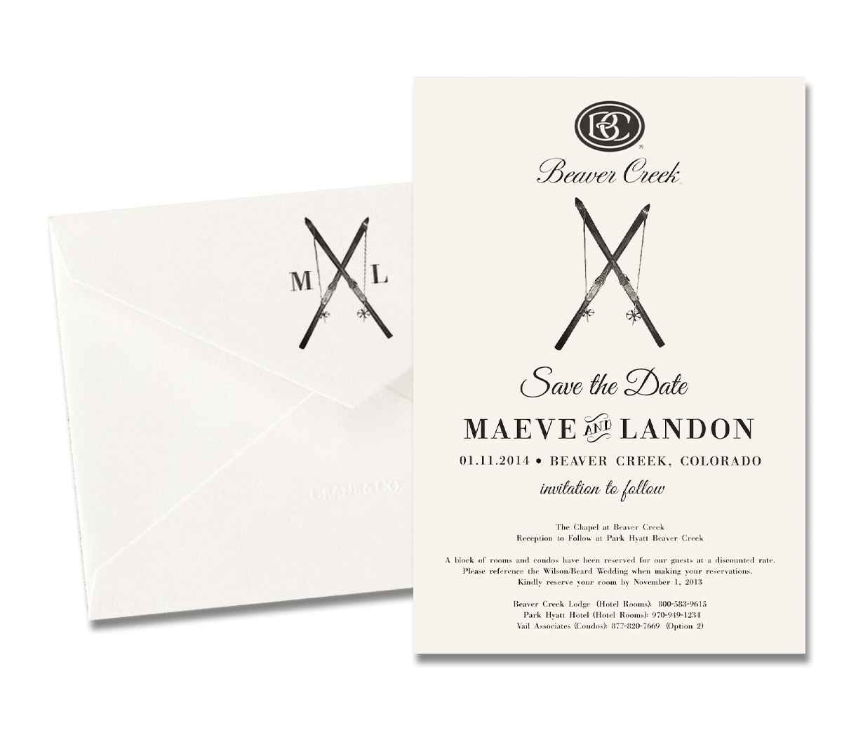 Save the Date | Invitation Design