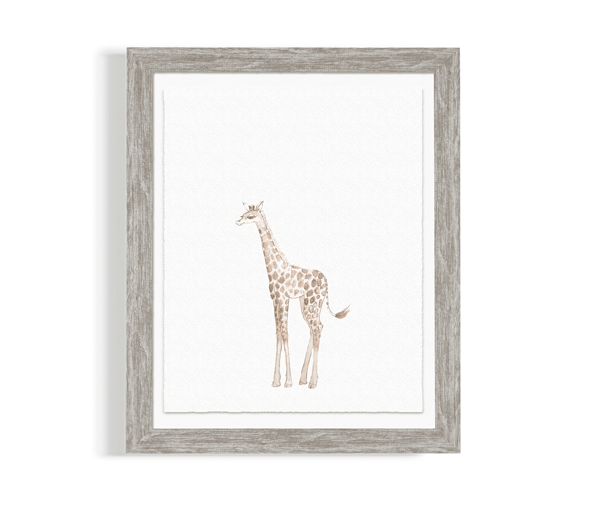 Safari Nursery Artwork